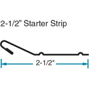 Starter Strip CAD by Phillips Manufacturing