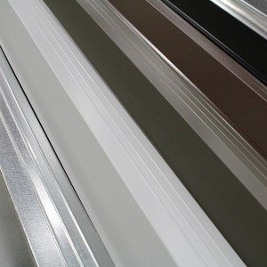 Color Samples Edgemaster Roofing Metals by Phillips Mfg